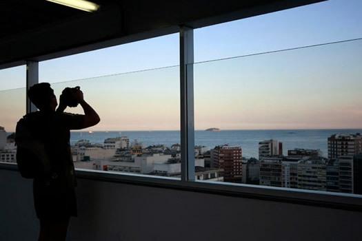 Mirante da Paz Rio Janeiro