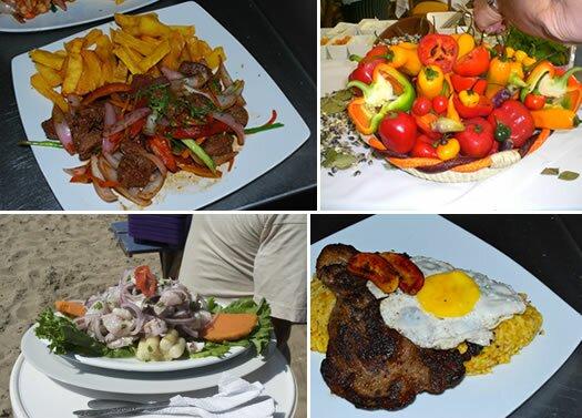 Comida - Lima - Peru
