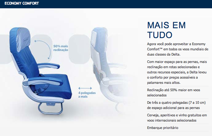 What is delta preferred seating gallery