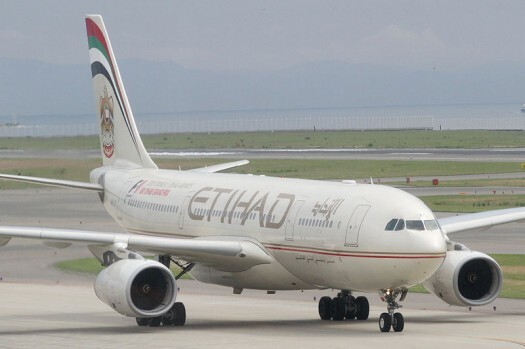A330 da Etihad