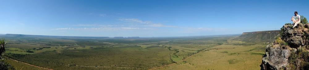 Serra do Espírito Santo - Jalapão - Tocantins