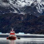 Foto Monique Renne - Patagônia Chilena - Glaciar Grey