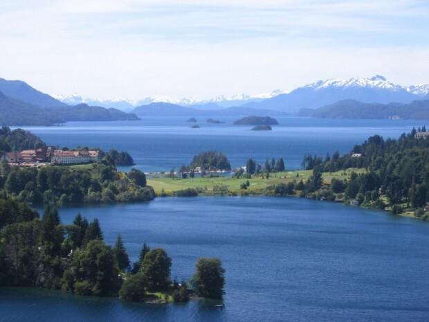 Bariloche pode ser surpreendente no verão! (foto: wikicommons)