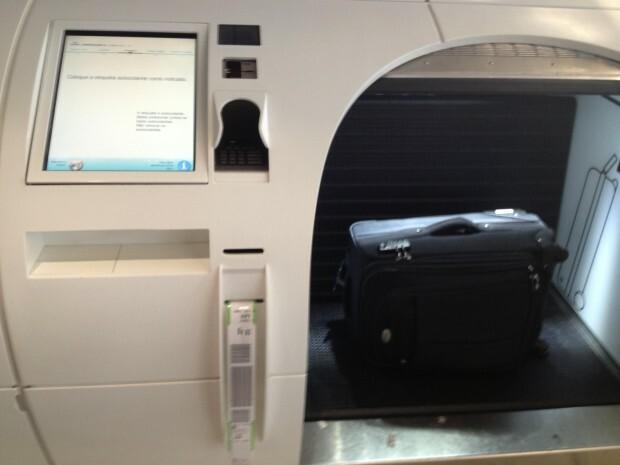 M�quina para despacho de bagagem - foto 9