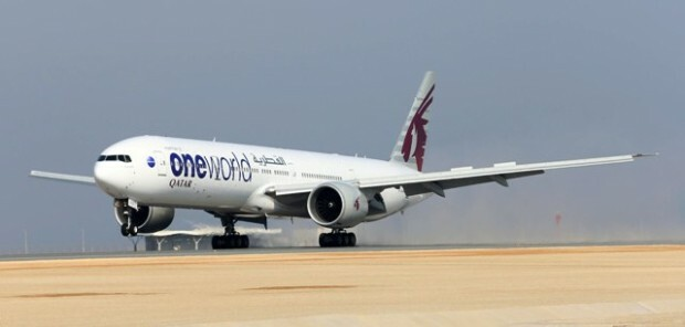 Qatar Airways_oneworld