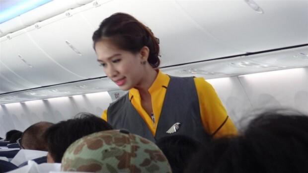 Comissária Nok Air