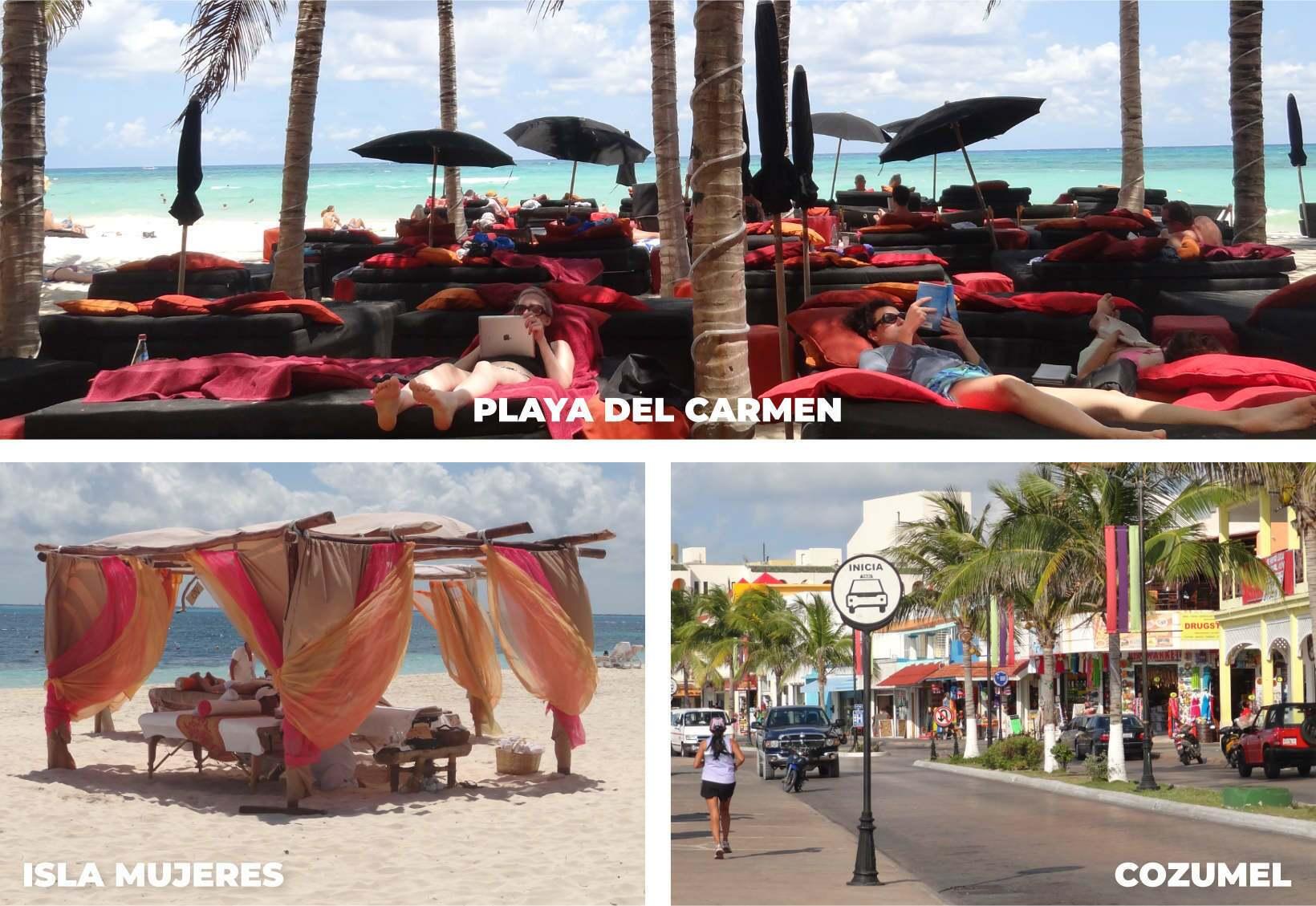 passeios em Cancun
