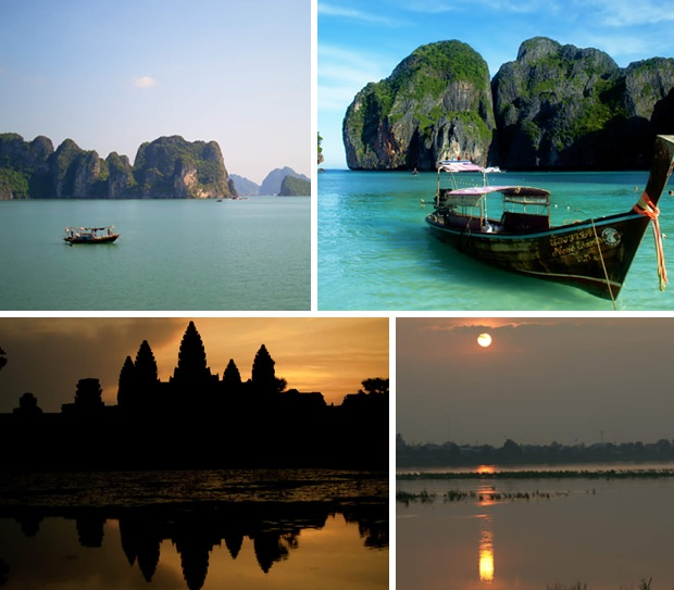 ha-long-bay-maya-bay-vietiane-siem-reap