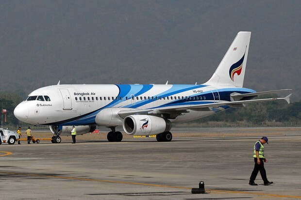 Bangkok Airways-jato