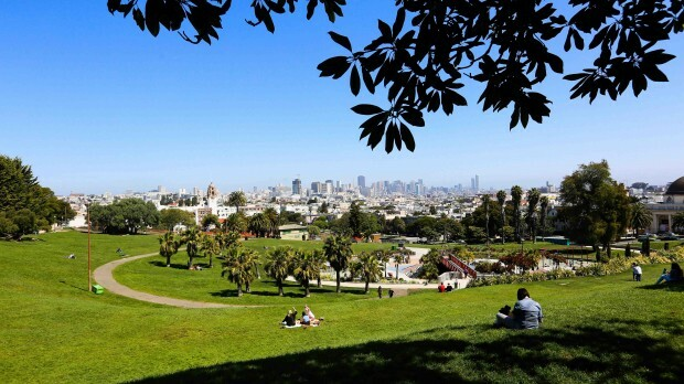 Dolores Park - São Francisco - Estados Unidos - Foto: Monique Renne