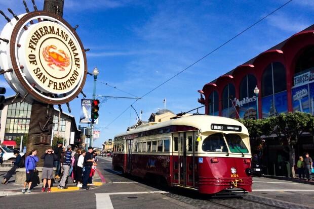 São Francisco - Estados Unidos - Foto: Monique Renne