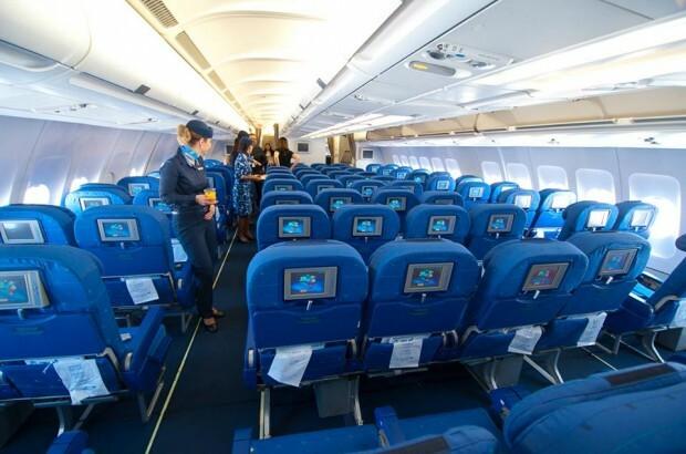 Economy Class do A330-200