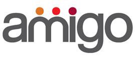 Novo logotipo do programa Amigo