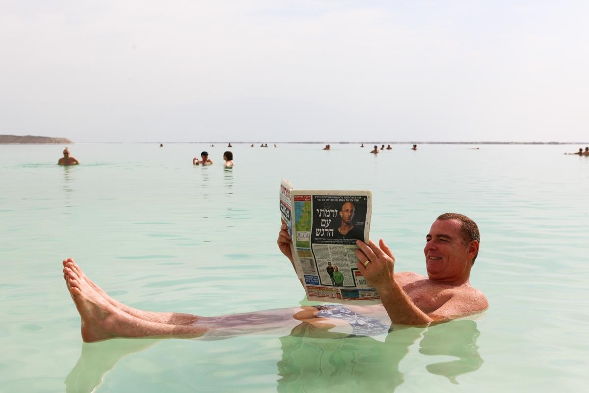 Israel Mar Morto