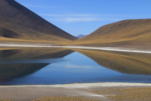 Lagunas Altiplanicas - Deserto do Atacama