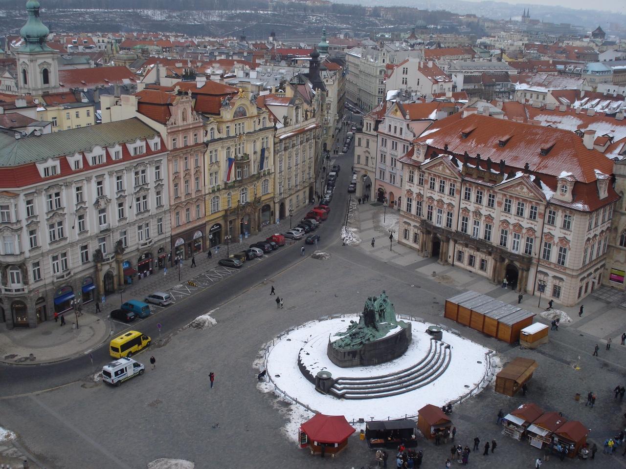 Centro de Praga, República Tcheca