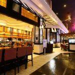 Área de restaurantes