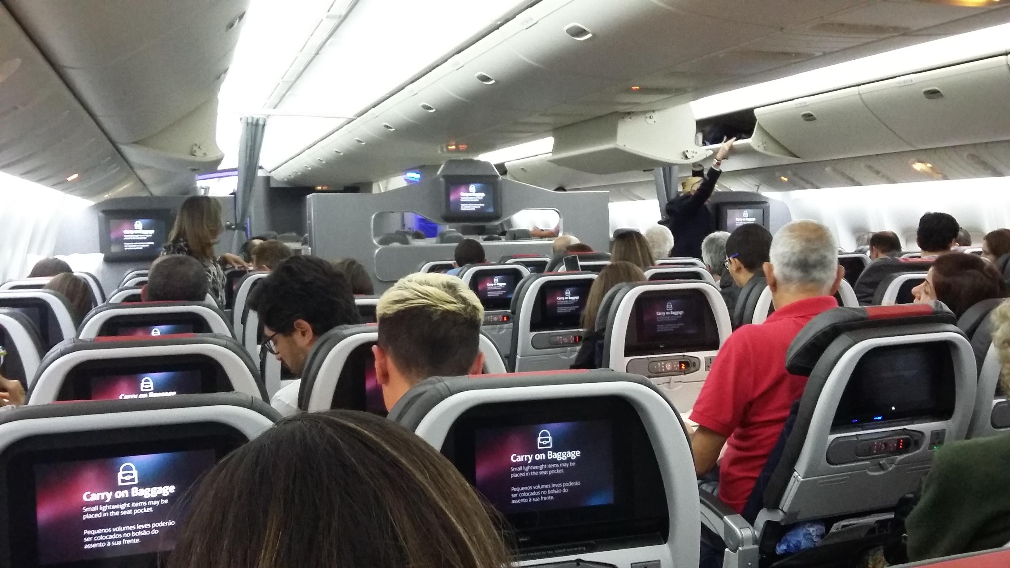 Como 233 Voar Com A American Airlines