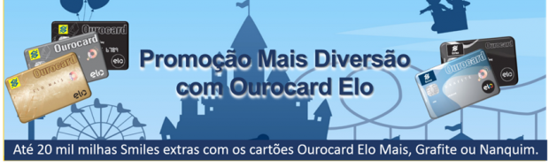 Promocao Ourocard Elo