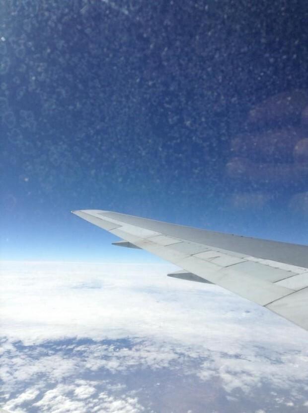 como-e-voar-aircanada-janela