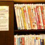 Aluguel de DVDs