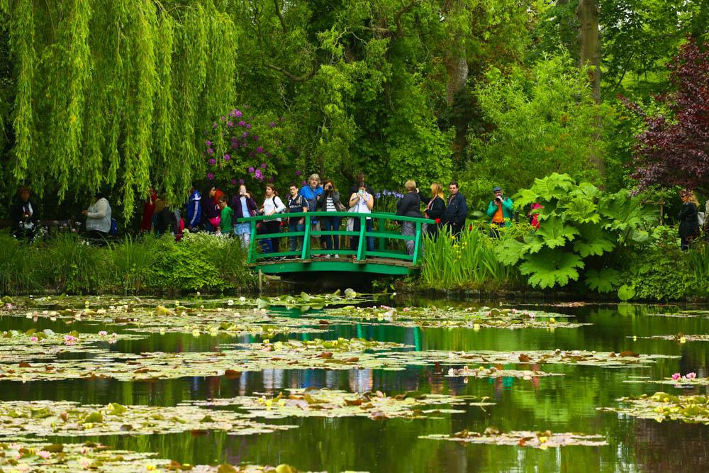 Jardins de Monet, em Giverny