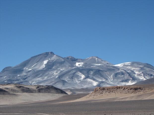 Vulcão Ojos el Salado