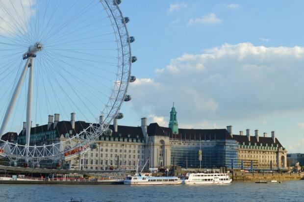 Londres e suas belas paisagens