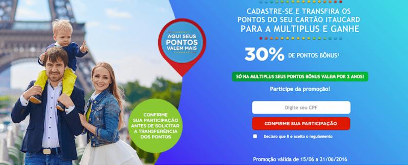 promocao-multiplus-itau-transferencias