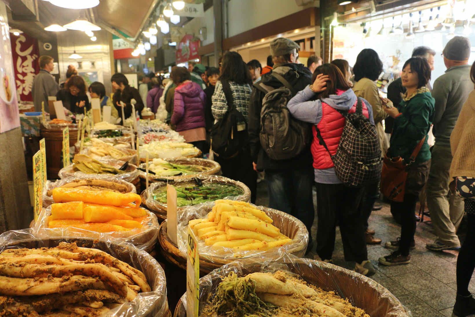 kyoto dicas mercado