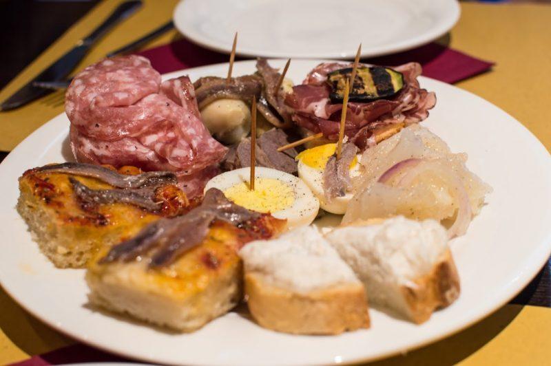 petiscos típicos de Veneza são deliciosos e baratos!