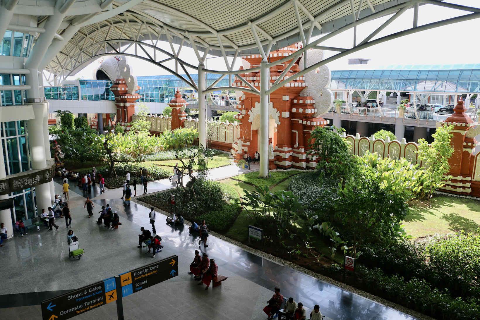 Aeroporto de Bali