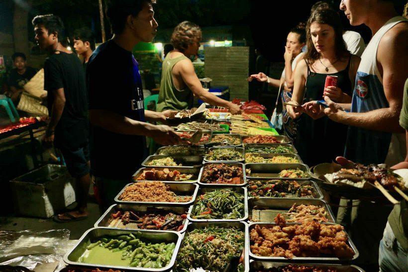 comida tipica bali
