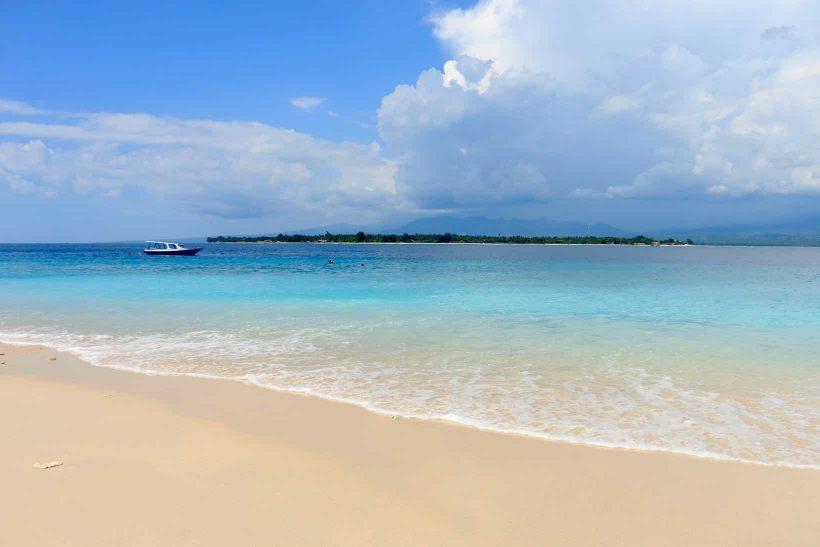 gili ilha indonesia