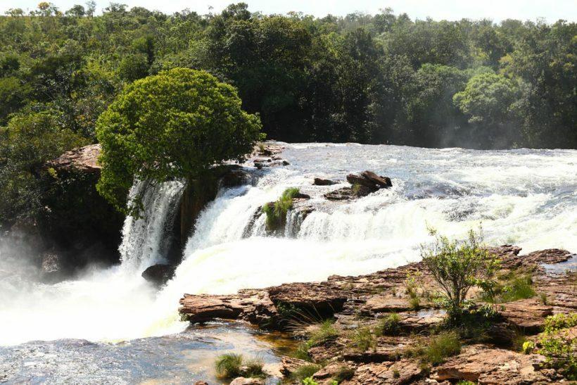 quais cachoeiras ir