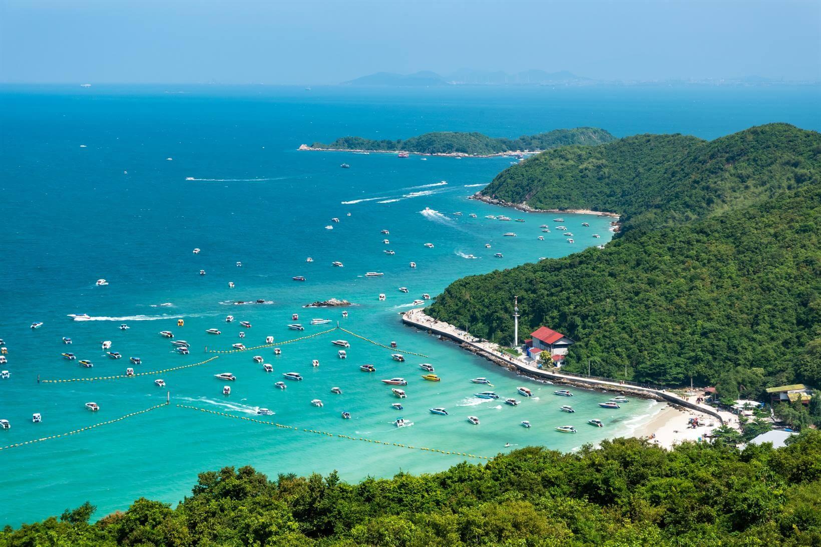 Melhores Ilhas e Praias da Tailândia: Koh Larn