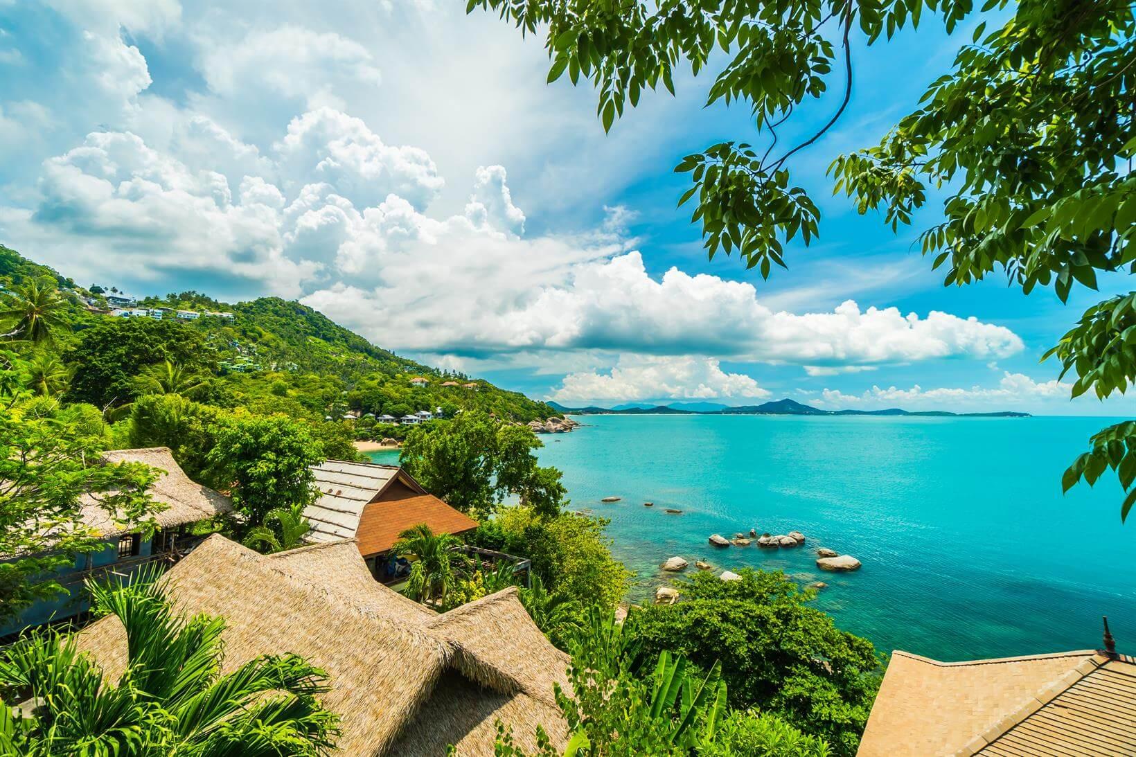 Melhores Ilhas e Praias da Tailândia: Koh Samui