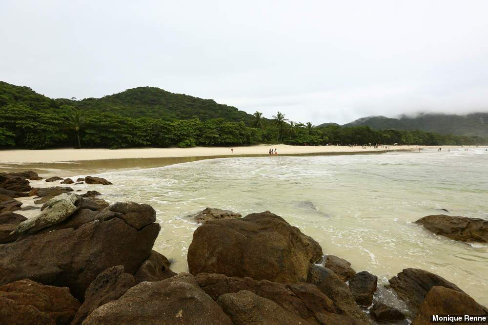 Ilha Grande praia de lopes mendes