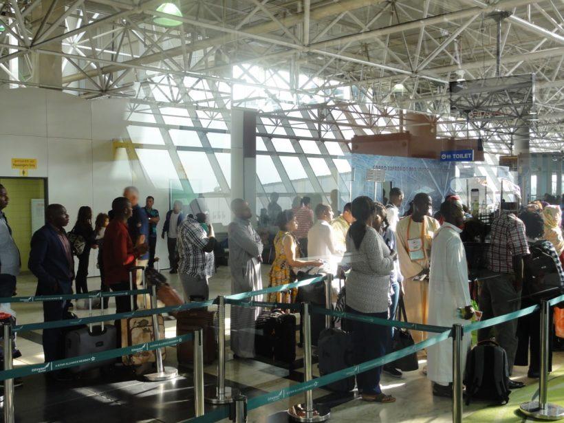 Aeroporto de Addis Abeba