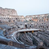 Passagens aéreas Roma