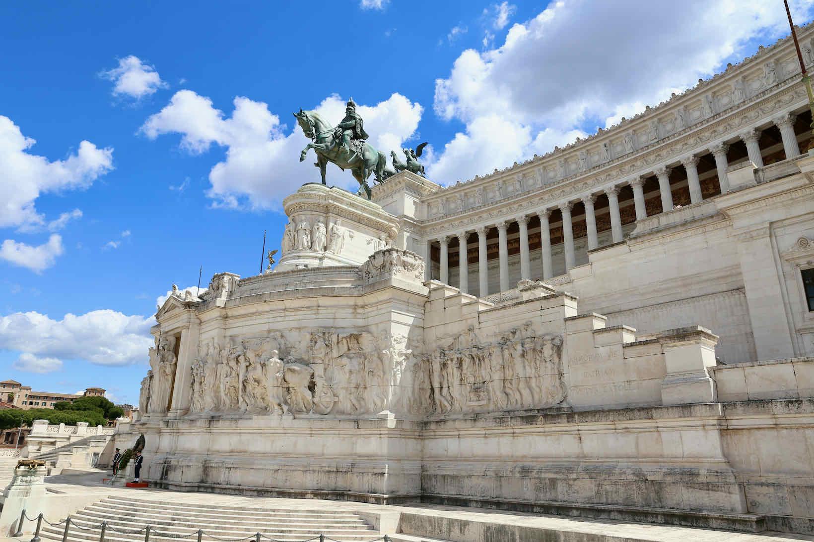 atracoes roma monumento vittorio emanuelle