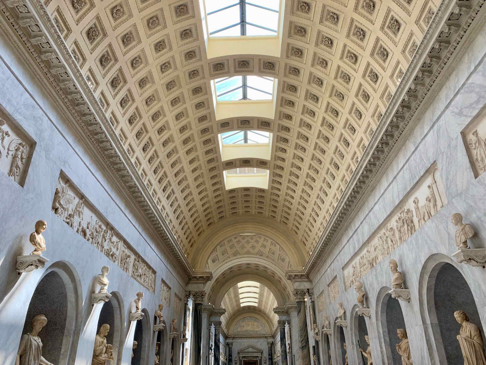 pontos turisticos roma museu vaticano