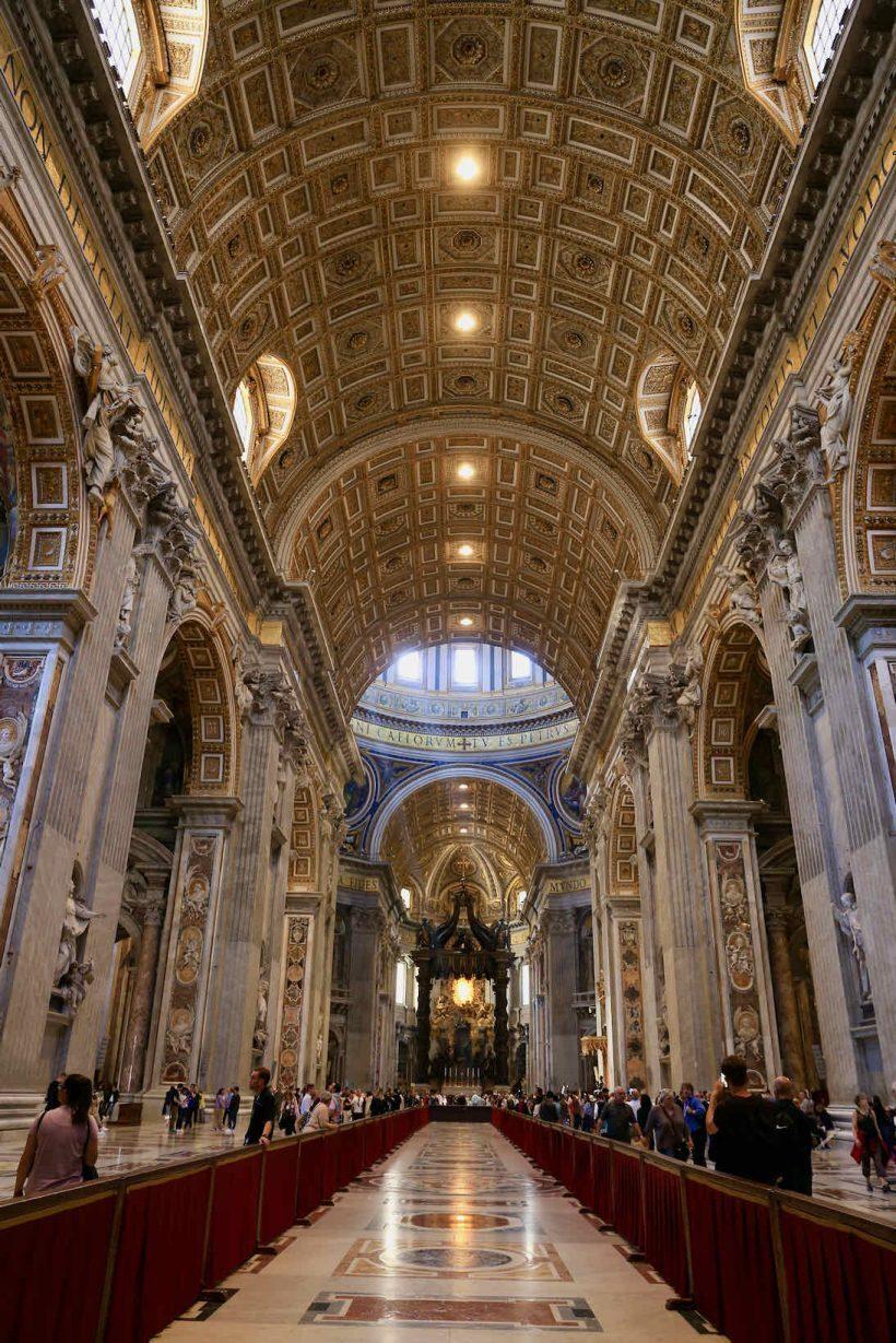 pontos turisticos roma basilica sao pedro