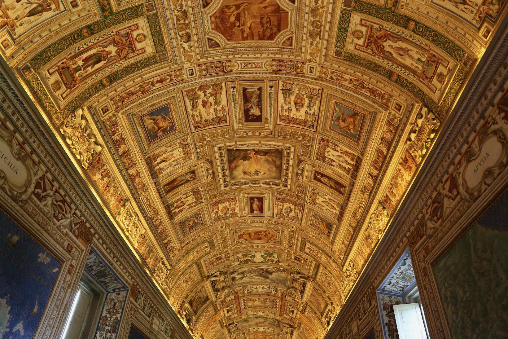 pontos turisticos roma vaticano