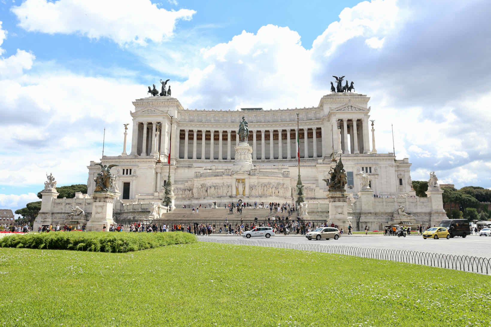 o que fazer em roma piazza venezia
