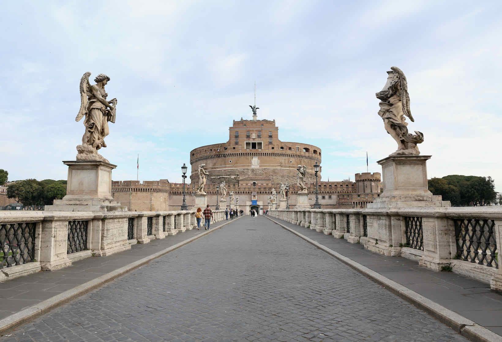 roma castelo santo angelo