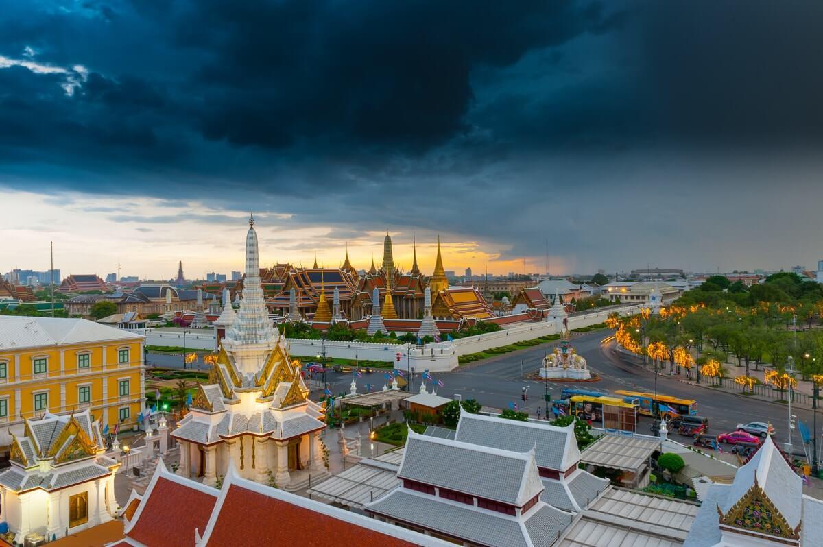 Maio na Tailândia