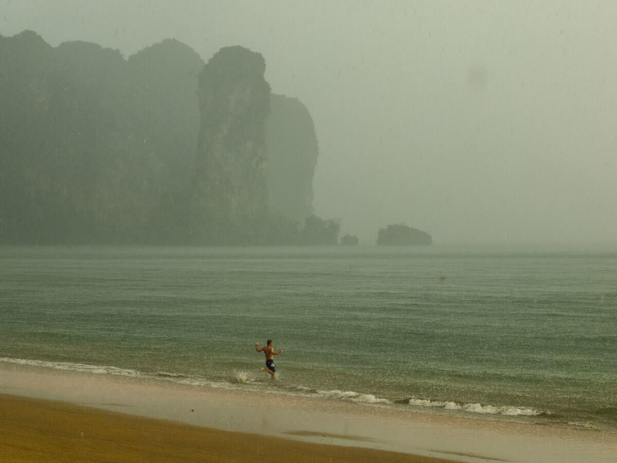 Julho na Tailândia