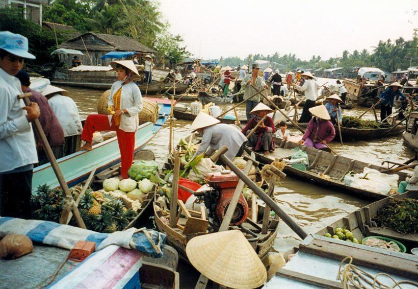 passagens areas vietna