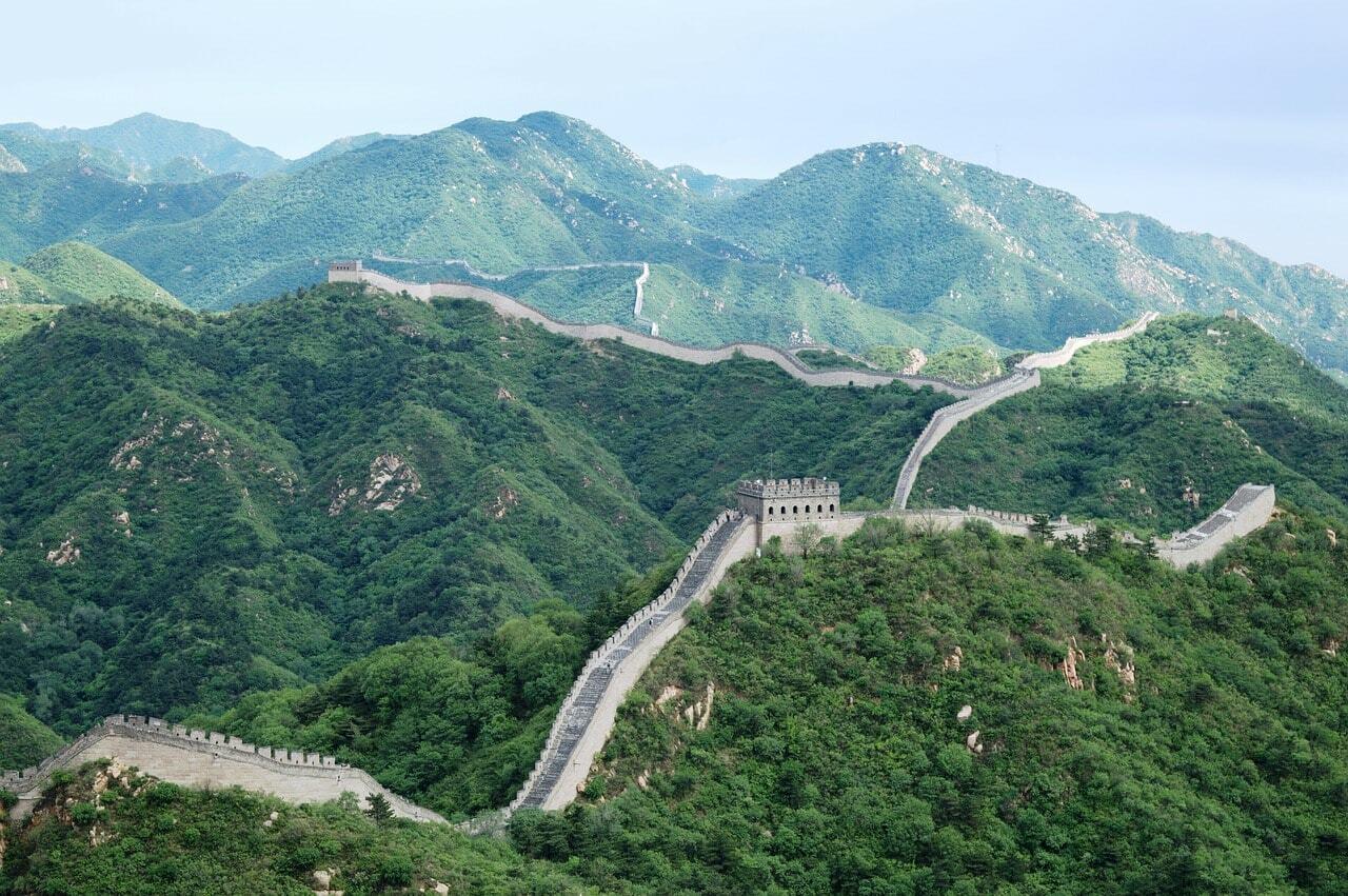 gran muralla china maravillas del mundo